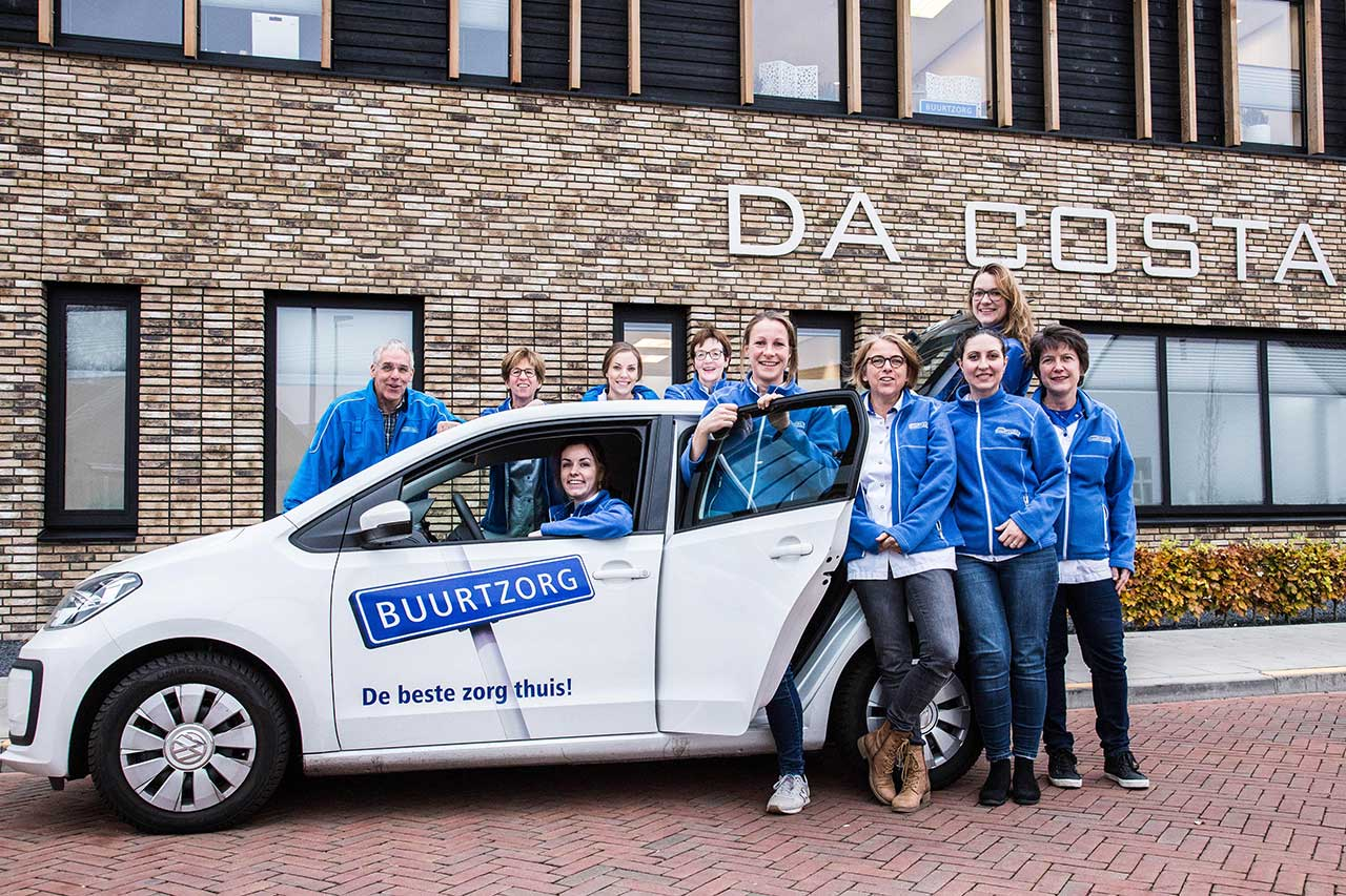 Team Buurtzorg Putten Noord